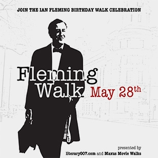 Celebrate Ian Fleming's Birthday with Walking Tour and Cocktails