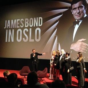 James Bond in Oslo event report