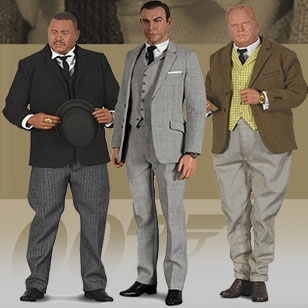 Goldfinger figures by Big Chief Studios available for pre-order online