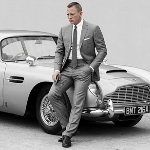 Daniel Craig returns as James Bond in Bond 25