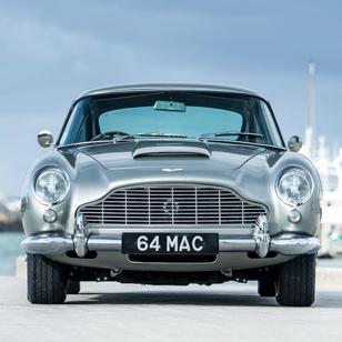 Paul McCartney's Aston Martin DB5 on auction