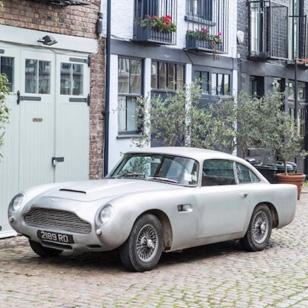 Original 1964 Aston Martin DB5 on auction at Bonhams