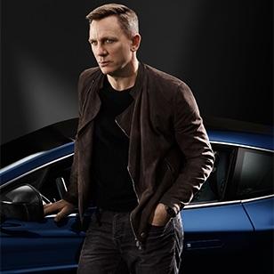 Daniel Craig's Aston Martin Vanquish on auction Christies