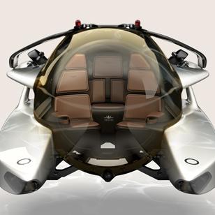 Aston Martin and Triton announce luxury submarine
