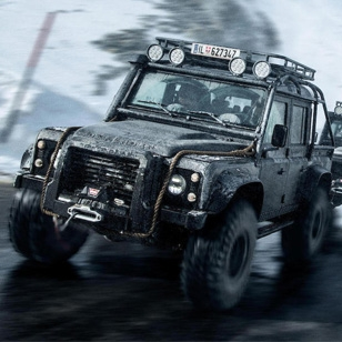 Land Rover Defender SPECTRE edition at Bonham's Goodwood Festival of Speed Sale