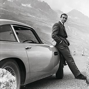 Aston Martin recreates iconic Aston Martin Goldfinger DB5 continuation project