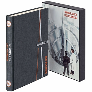 The Folio Society illustrated edition of Moonraker