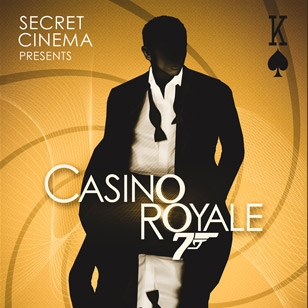 Secret Cinema extends production of Casino Royale due to phenomenal demand