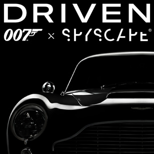 DRIVEN 007 x SPYSCAPE James Bond Exhibition in New York tickets now available