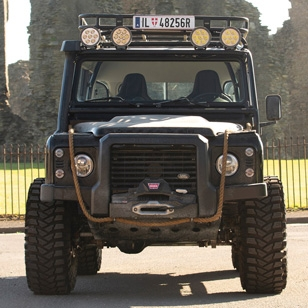 Auction update: Land Rover Defender SVX SPECTRE sells for €115,000