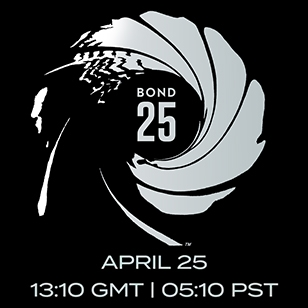 BOND 25 press launch on April 25th 2019 at 13.10 GTM live from Jamaica