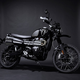 Triumph reveals limited edition Scrambler 1200 Bond Edition to celebrate partnership