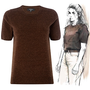 N.Peal launches 007 Bond Woman cashmere collection
