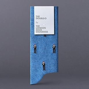 The London Sock Exchange James Bond 007 Collection
