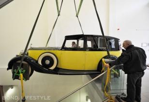 photo © Bond In Motion, London Film Museum