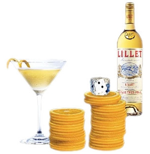 """Kina Lillet is nowadays simply known as """"Lillet""""."""