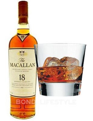 The Macallan Whisky Bond Lifestyle