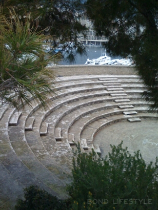 Fort Antoine Theatre Monaco Bond Lifestyle