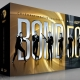 BOND 50, a collectible box-set featuring all 22 James Bond films on Blu-ray