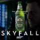 Heineken SkyFall partnership