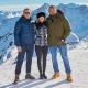 SPECTRE photocall with Daniel Craig, Léa Seydoux and Dave Bautista in Sölden, Austria