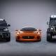 Jaguar Land Rover confirm Jaguar C-X75, Land Rover Sport SVR and Defender Big Foot in SPECTRE