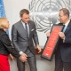 Daniel Craig appointed as the first UN Global Advocate for the Elimination of Mines and Explosive Hazards