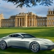 Aston Martin DB10 at Blenheim Palace