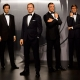 Meet all six James Bond figures now at Madame Tussauds