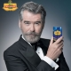 Pierce Brosnan brand ambassador for Pan Bahar