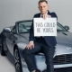 Meet Daniel Craig and win an Aston Martin