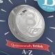 British 10p coins feature James Bond