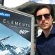 Visiting the James Bond 007 ELEMENTS installation in Sölden