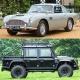 James Bond car results Bonhams Goodwood Festival Of Speed Sale