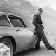Aston Martin recreates iconic Aston Martin Goldfinger DB5 continuation project