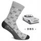 Aston Martin DB5 socks by Heel Tread