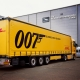 DHL official partner of James Bond film No Time To Die