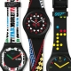 Swatch James Bond 007 watch collection celebrate 6 movies and includes Q watch in No Time To Die