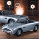 Aston Martin DB5 Junior, a two-thirds scale electric junior car of the iconic DB5