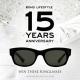 Bond Lifestyle 15 Year Anniversary