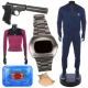 James Bond's Pulsar P2 watch and other rare items at Prop Store Entertainment Memorabilia Live Auction
