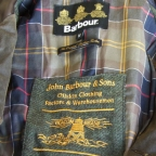 Comparing the Barbour Beacon Heritage X To Ki To Sports Jacket and the Barbour Dept. B Commander