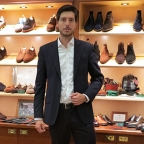 Getting the Crockett & Jones Camberley shoes