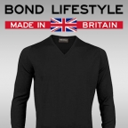 John Smedley Bobby - Bond Lifestyle Made In Britain
