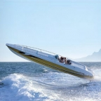 Sunseeker XS2000 in Casino Royale