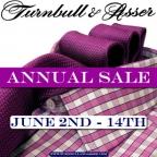 Turnbull & Asser sale