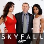 skyfall press conference