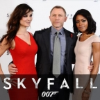 skyfall video photos