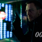 007.com released the first official image of Bond in SkyFall