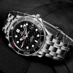 Omega Seamaster 50 years Bond
